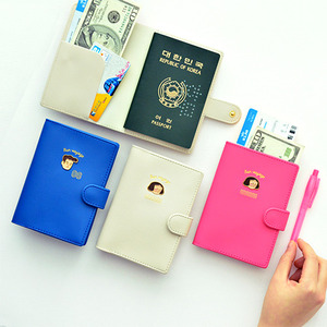 Du-dum PASSPORT HOLDER
