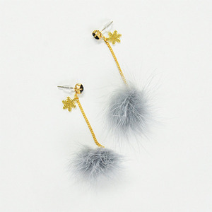 winter earring A