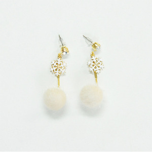 winter earring B
