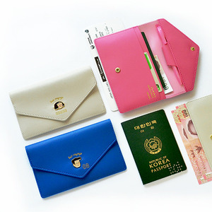 Du-dum Travel Wallet